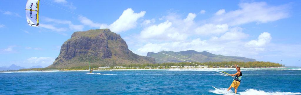 Airswitch Kitesurfing Mauritius