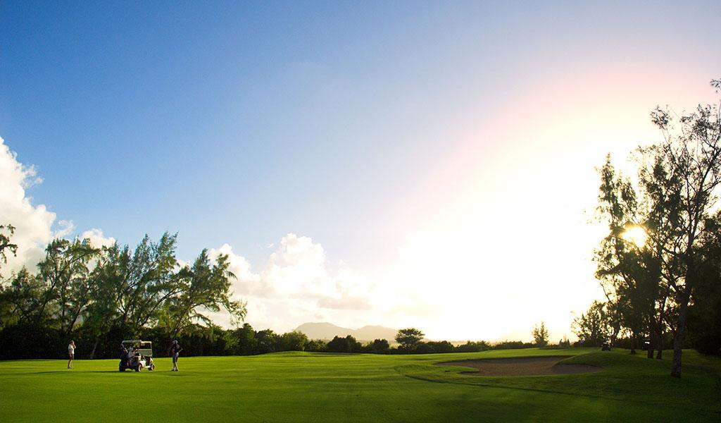 Île Aux Cerfs Golf Club